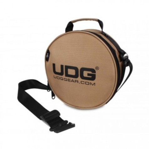 Ultimate DIGI Headphone Bag Gold