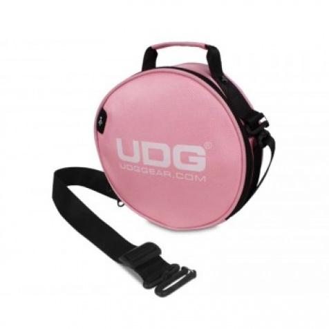 Ultimate DIGI Headphone Bag Pink