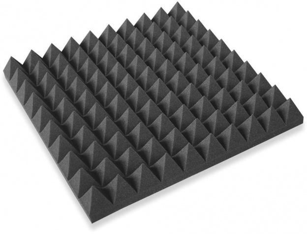 Akustický panel PMP5, 50x50x5, šedý