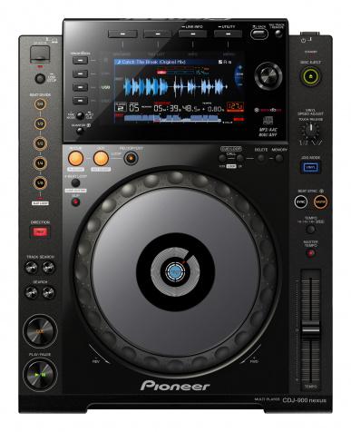 CDJ-900-NXS