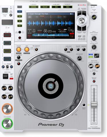CDJ-2000NXS2-W