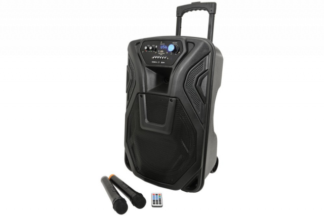 BUSKER-12 MP3/FM/BT/VHF AKKU