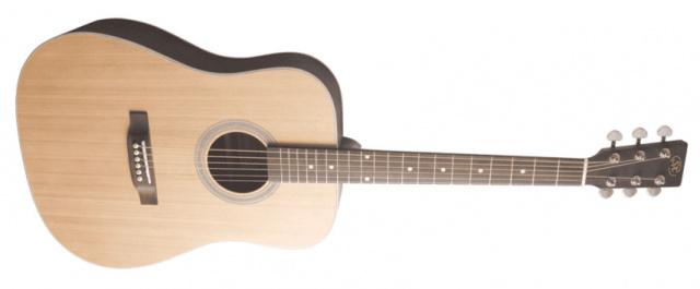 Akustická kytara SD204TBK