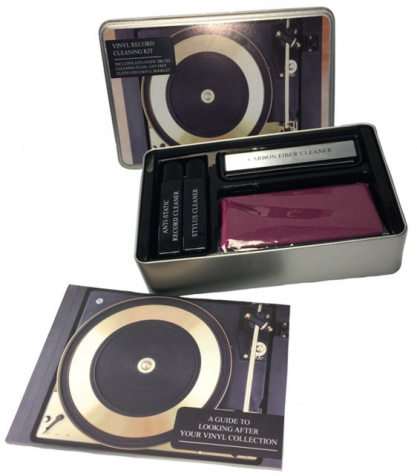 Vinyl Record Cleaning Kit